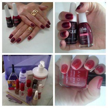 Como organizar um kit manicure